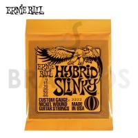 Senar Gitar Elektrik Ernie Ball Hybrid Slinky (09) Ernieball Erniball
