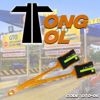 Tongtol / Tongtoll / Tongkat Kartu E-TolL 2 muka (OTO-06)