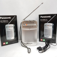 Radio FM/AM Panasonic RF-P50D Radio Saku/Portable RF-P50 (2 band)