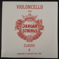 Jargar Cello A String (BLUE/RED) - Merah