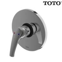 Toto Single Lever shower mixer - kran tanam air panas dingin TX405SDN