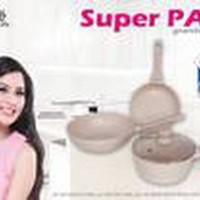 SUPER PAN BOLDe | PANCI GRANITE CERAMIC COOKWARE SET I