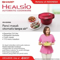 SHARP Healsio KN-H24 Automatic Cooking Smart Digital Cook Multi Cooker