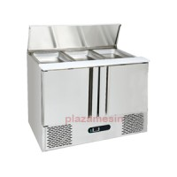 Under Counter Chiller For Salad Dan Pizza Tipe SC-03-2D