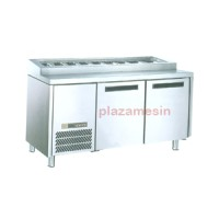 Under Counter Chiller For Salad Dan Pizza Tipe PW-20