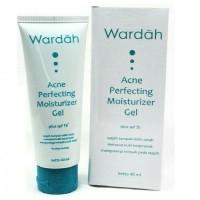Wardah Acne Perfecting Moisturizer Gel SPF 30 / 100% ori