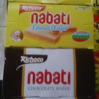 richese nabati wafer