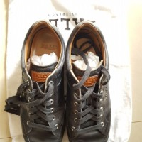 used / preloved / 2nd bally sneakers authentic