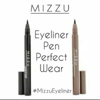 MIZZU EYELINER PEN PERFECT WEAR BLACK/BROWN