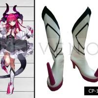 Sepatu Cosplay Fate/Extra CCC Elizabeth Bathory