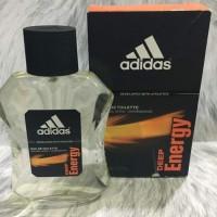 Parfum ORI Adidas Deep Energy with box