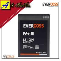 Baterai Handphone Evercoss A7S Dobel Power Original OEM Batre HP Batu