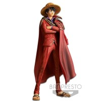 Action Figure OP KOA King Of Artist Luffy 20TH Limited