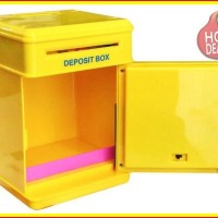 [PROMO] Mainan Edukatif / Edukasi Anak - Celengan ATM Brankas Bank