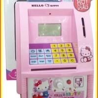 [PROMO] Mainan Edukatif / Edukasi Anak Celengan ATM Bank Mini