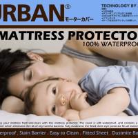 Bed Cover Protector Urban Mattress Anti Air Super King Size 200x200