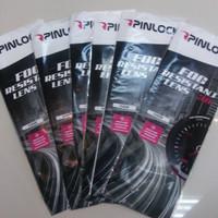 Pinlock / Anti Fog 30s. Plus Push Pin