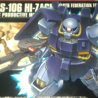 Hg RMS-106 Hi-Zack earth federation force