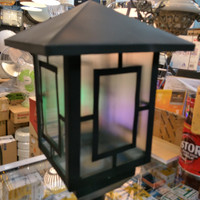 lampu taman / kepala lampu taman /lampu taman minimalis