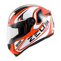 Helm Zeus ZS811 / Z811 AL3 neon Orange White