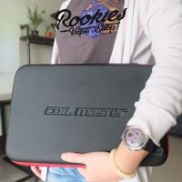 Coil Master Kbag Large | Tool Kit Vape K Bag Besar TL016