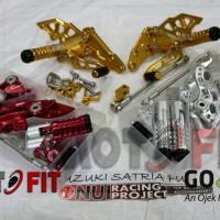 Underbone Nui Monster3 Suzuki Satria Fu footstep fu lipat monster