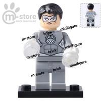 lego white lantern brick minifigure