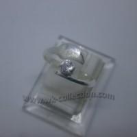 Cincin Wanita-Simple Elegan-Perak 925-Adjustable Size (seri RL014B)
