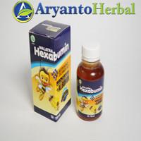 Walatra Hexabumin - 100%Asli -Suplemen untuk anak