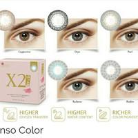 khusus inden minus tinggi -6.50 sampai -10 x2 sanso softlens warna
