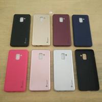 Soft Case Violet - Samsung Galaxy A8 Plus (2018) / A730