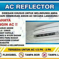 talang ac / reflector ac / penahan ac 2 PK