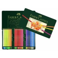 Faber Castell Polychromos Color Pencils Tin of 60 Pensil Warna