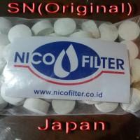 Nico Kaporit Tablet SN Jepang Asli/ Penjernih Air / Water Filter