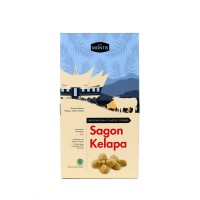 Savis - Sagon Kelapa Less Sugar - Bebas Gluten - Kue Kering - 100 gr