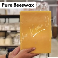 100 gr Beeswax Organik Pure Lilin Lebah Murni Alami