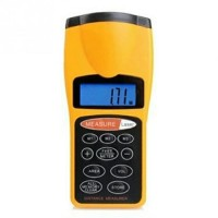 Ultrasonic Distance Meter Laser Digital Measurer Alat Pengukur Jarak
