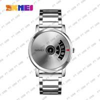 Jam Tangan Pria Digital SKMEI 1260 SIlver Water Resistant 30M