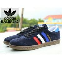 Sepatu Sneaker ADIDAS Hamburg Grade Ori (3 Varians) Limited