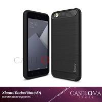 Case For Xiaomi Redmi Note 5A (Non Fingerprint) Softcase iPAKY Carbon