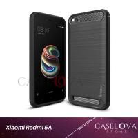 Case For Xiaomi Redmi 5A Premium Softcase iPAKY Carbon