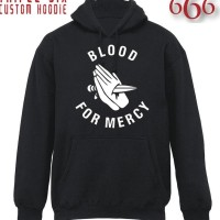JUAL JAKET HOODIE DJ - YELLOW CLAW - BLOOD FOR MERCY