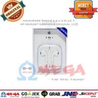 Dijual Handsfree Iphone 4 S 5 S 6 S Plus + Hf Headset Earphone