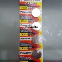 Panasonic Baterai CR2025 3V - Battery CR2025
