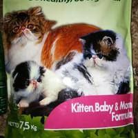 makanan kucing/cat foof imo organic kbm 7.5kg