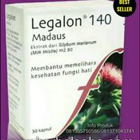 Legalon (Suplemen Utk Liver/hati) Milk Thistle-30 Kapsul