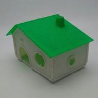 Rumah Hamster-Sugar Glider BTN