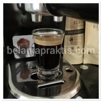 Espresso Single Shot Coffee Mug - Gelas Kopi Bening Kecil