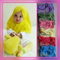 Hijab Kids Bergo Sahnaz-Anak-Bayi-Baby-Balita-Kerudung-Jilbab-kids-kid