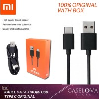 Kabel Data Charger Xiaomi Mi4c Mi A1 Mi 5 Mi5 USB Type C Original 100%